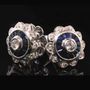 DecoDiamondandSapphireEarrings2