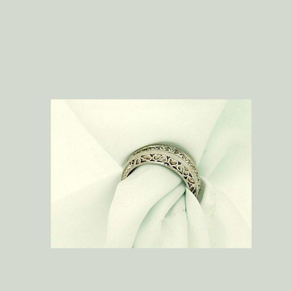 Diamond Band Ring